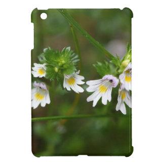 Flowers of the Eyebright Euphrasia rostkoviana iPad Mini Case