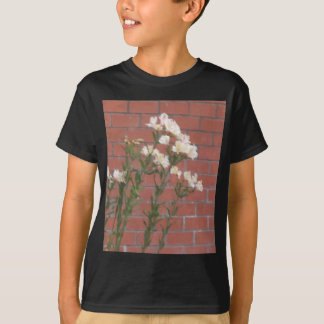 Flowers on Brick T-Shirt