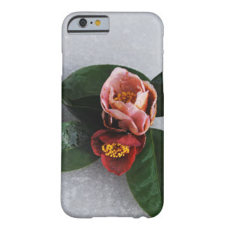 Flowers on Ice Barely There iPhone 6 Case