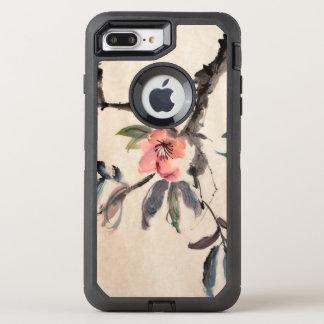 Flowers OtterBox Defender iPhone 8 Plus/7 Plus Case