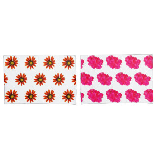 Flowers Pattern Pillowcase