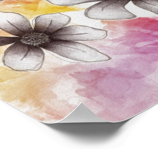 Flowers Posters