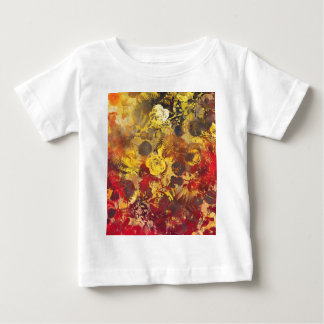 flowers red baby T-Shirt