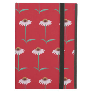 flowers red case for iPad air