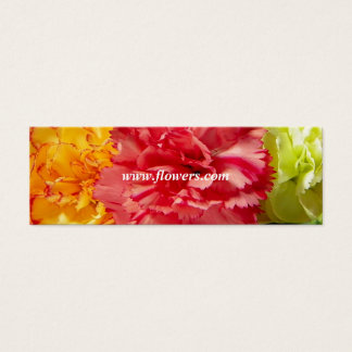 Flowers Shop Business Card Template