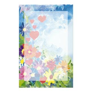 Flowers - Stationery