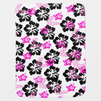 Flowers Swaddle Blankets