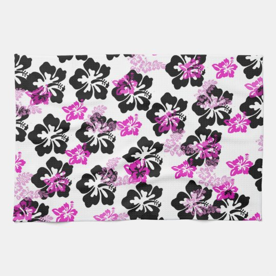 Flowers Sweet Pattern Kitchen Towel