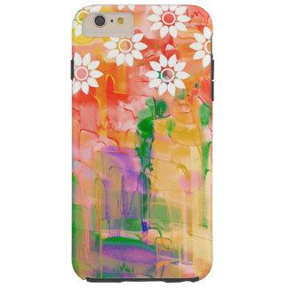 Flowers Tough iPhone 6 Plus Case