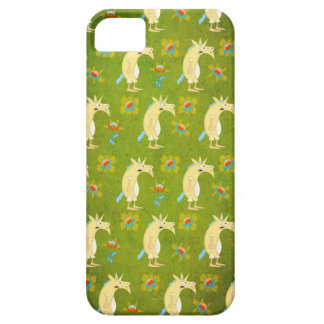 Flowers & Unicorns Case For The iPhone 5