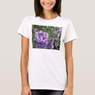 Flowers with Bee T-Shirt