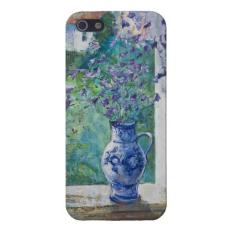 Flowers with Cottage Stanislav Stanek iPhone 5/5S Cases