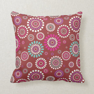 Flowery cushion Wine of Primavera