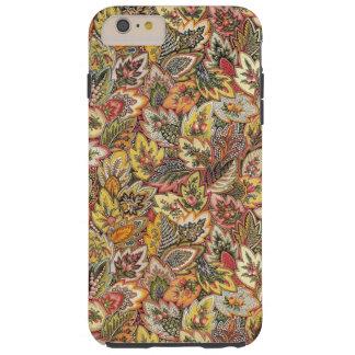 Flowery Skills Tough iPhone 6 Plus Case