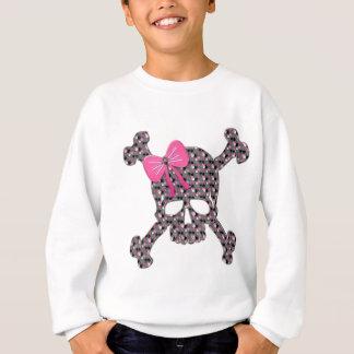 Flowery Skull Sweatshirt
