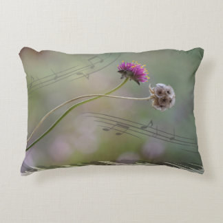 flowing accent pillow