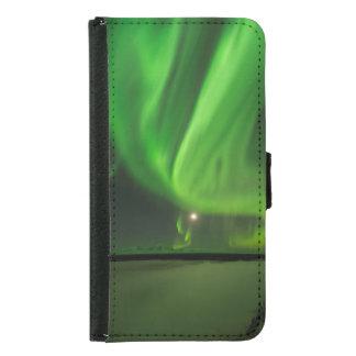 Flowing Aurora Samsung Galaxy S5 Wallet Case