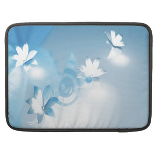 FLOWING FLORAL SLEEVE FOR MacBook PRO