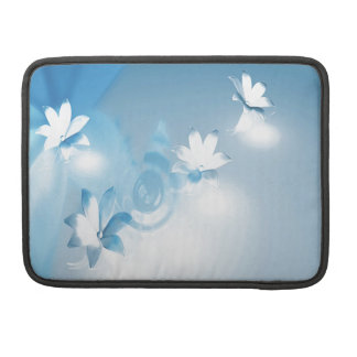 FLOWING FLORAL SLEEVE FOR MacBooks