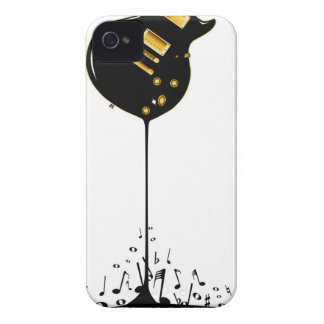 Flowing Music iPhone 4 Case-Mate Case
