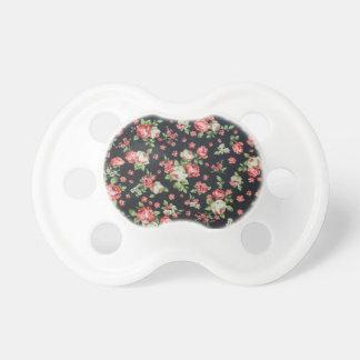 Flowing printed nipple pacifier