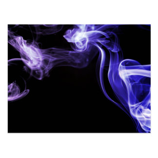 Flowing Smoke Postcard