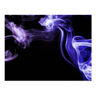 Flowing Smoke Postcard