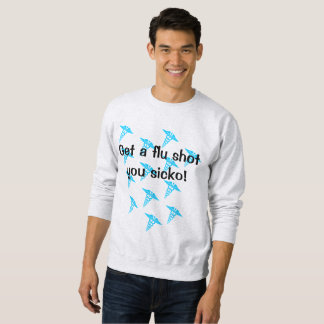 Flu Shot Sweater