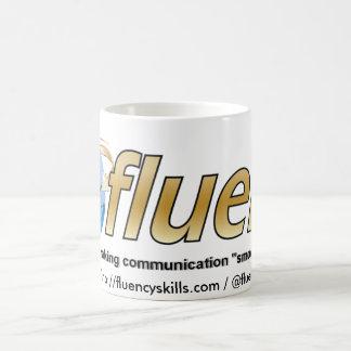 Fluency's Classic 11oz Mug - Making