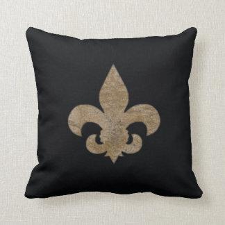 Fluer De Lis Pillow