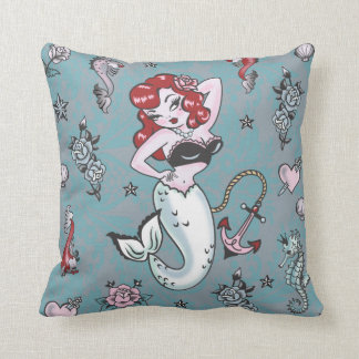 Fluff Molly Mermaid Pillow