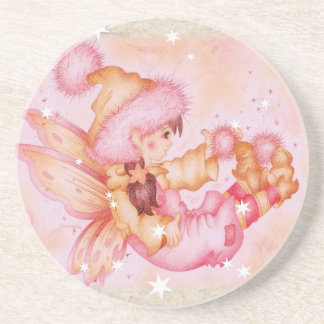 FLUFFIE FAIRIE COASTER