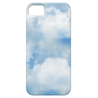 Fluffy Clouds iPhone 5 Barely There Case