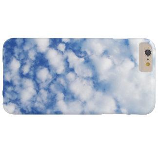 Fluffy Clouds iPhone Case