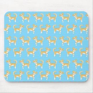 Fluffy Dog Mousepad