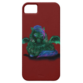 Fluffy Dragon Pony Case For The iPhone 5