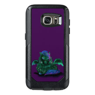 Fluffy Dragon Pony OtterBox Samsung Galaxy S7 Case