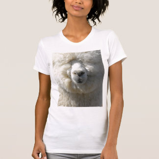 Fluffy Gandalf the alpaca T-Shirt