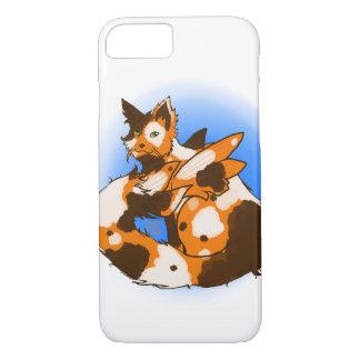 Fluffy Land Koi iPhone 8/7 Case