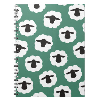 Fluffy Sheep Crafts Pattern Notebooks