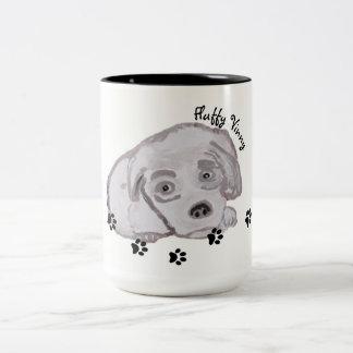 Fluffy Vinny - 15 oz Mug