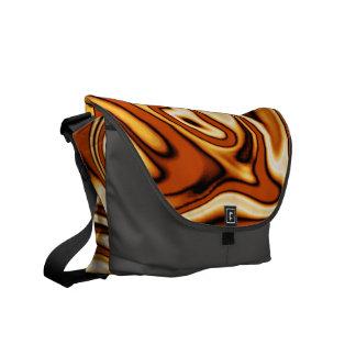 fluid art01 golden courier bags