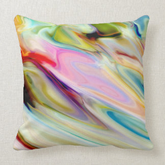 Fluid Color Pillow
