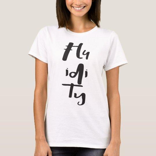 Fluidity LGBT Pride T-Shirt