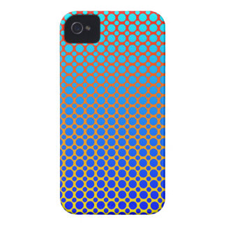 Fluorescent Abstract iPhone 4 Case