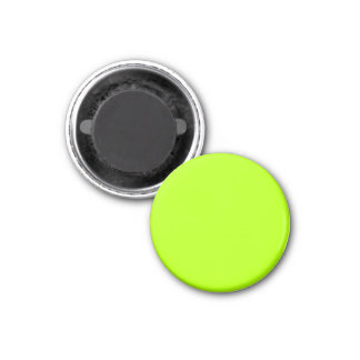 Fluorescent Green Magnets