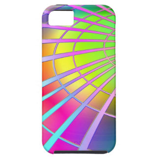 fluorescent image iPhone 5 cover