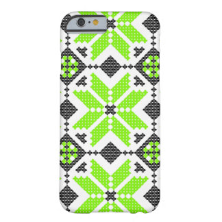 Fluorescent Lemon Case Barely There iPhone 6 Case