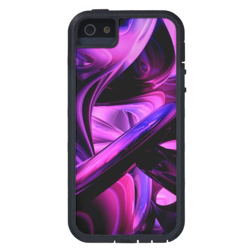Fluorescent Passions Abstract iPhone 5 Case