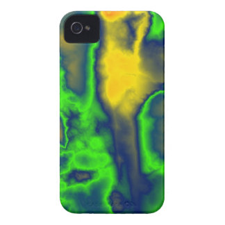Fluorescent Patterned iPhone4 Case iPhone 4 Case-Mate Cases